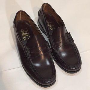 Florsheim men's penny loafer dress shoe size 9